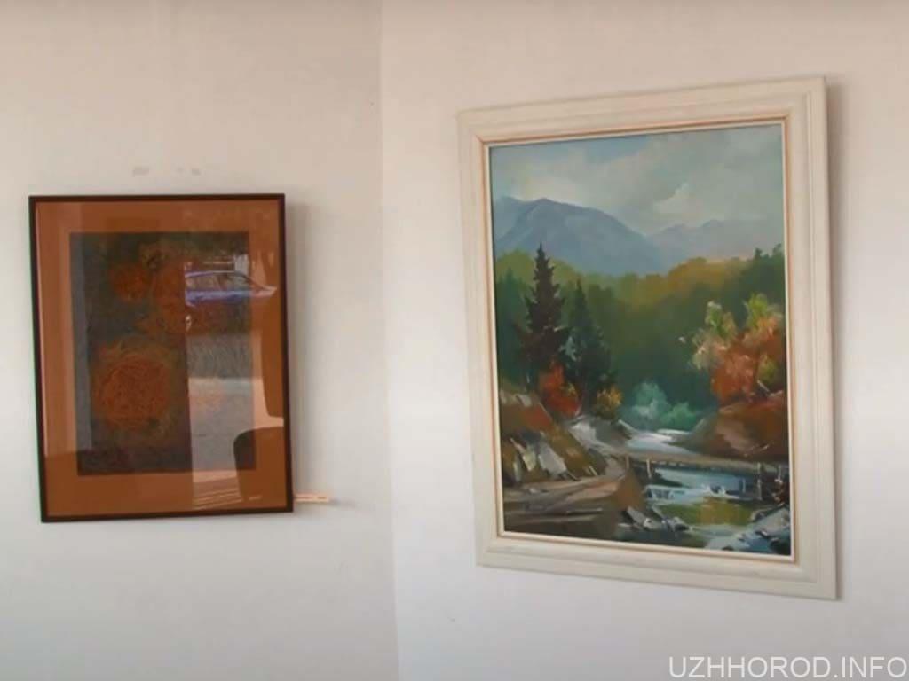 В Ужгороді відкрилася виставка без глядачів фото