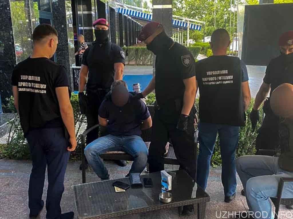 Замовника вбивства затримали в Ужгороді фото