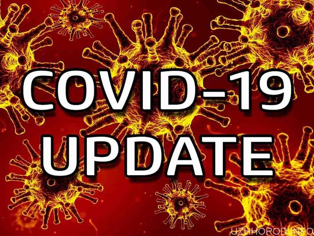 9 нових випадків коронавірусної інфекції. 15.05.2021