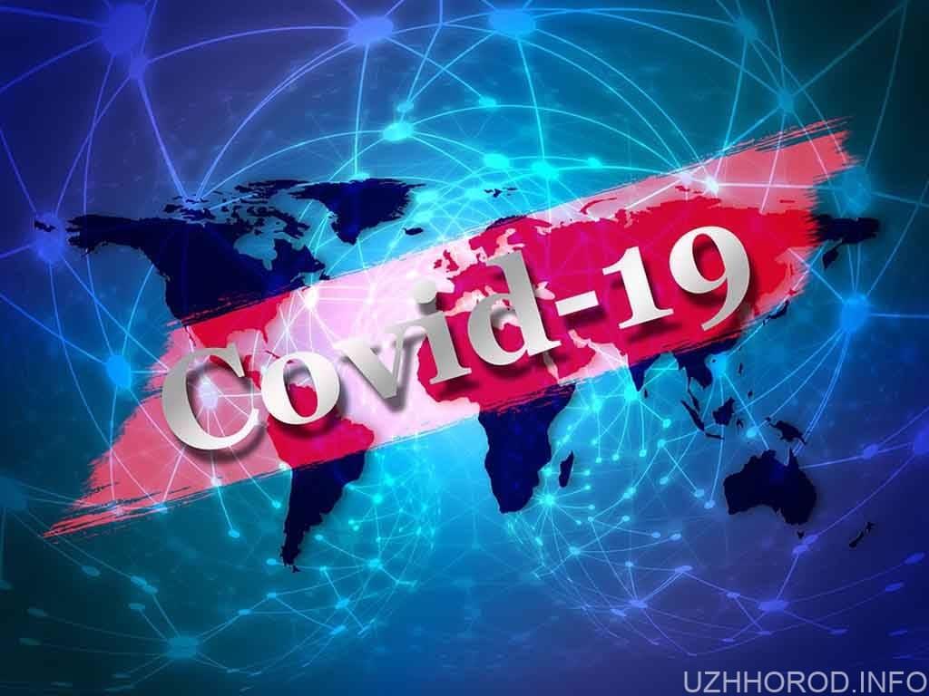 коронавірус Ужгород фото