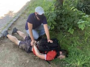 Поліцейські Ужгорода затримали наркозбувача