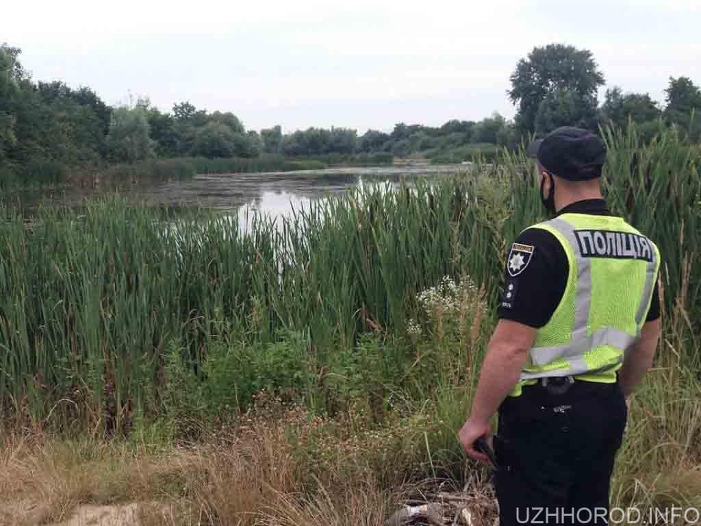 поліція лебеді озеро фото