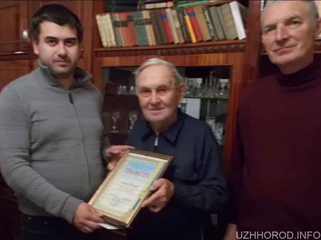 помер ексфутболіст ужгородського Спартака Йожеф Гайла фото