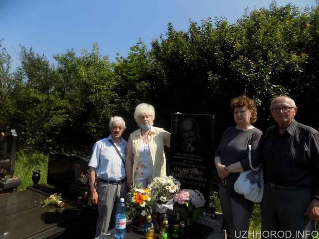 В Ужгороді згадали добрим словом визначного композитора Миколу Попенка фото