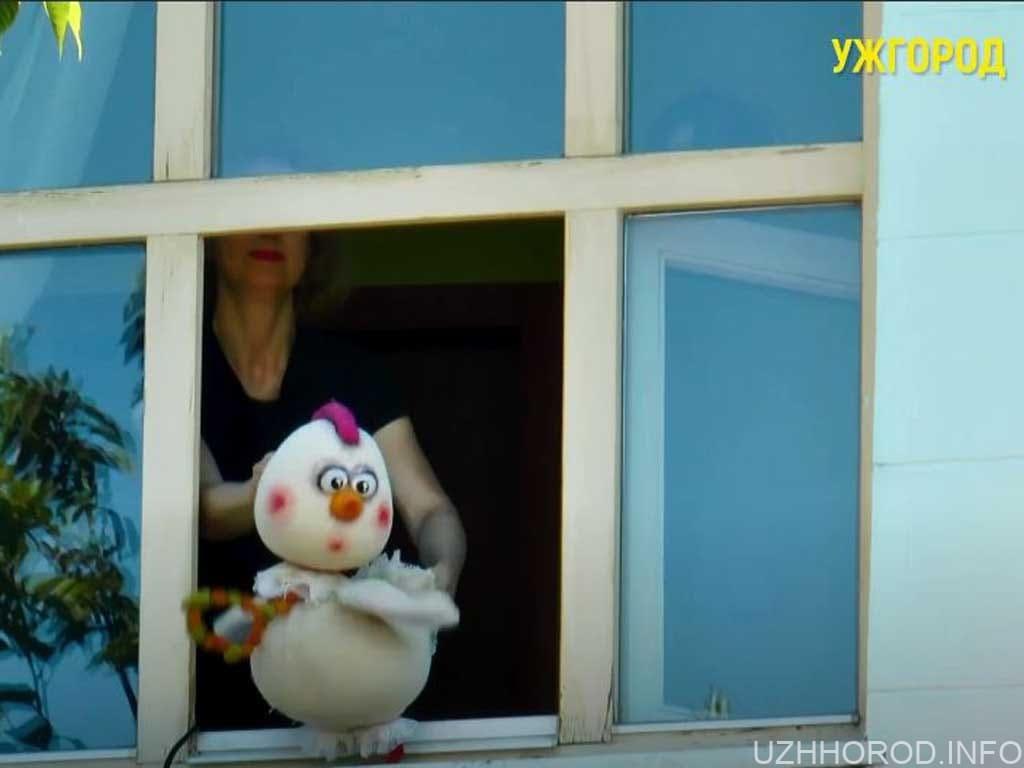 Закарпатський ляльковий театр закрив 39 сезон фото