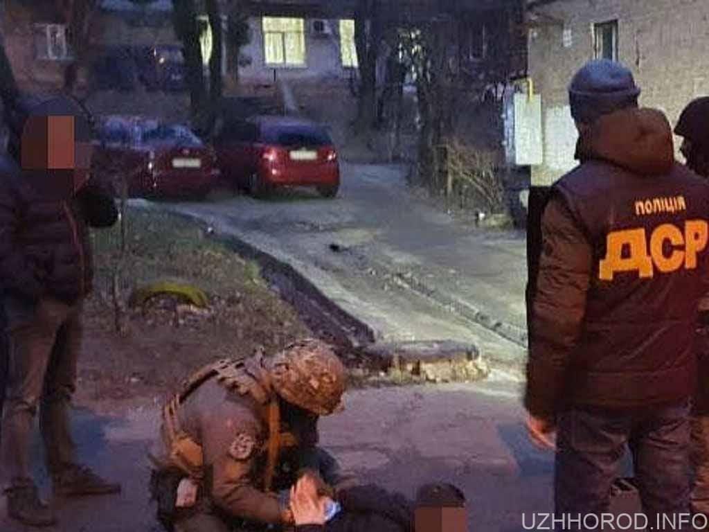 поліція затримання фото