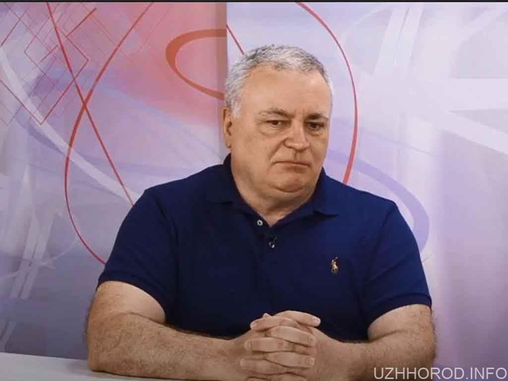 Ректор УжНУ Володимир Смоланка фото