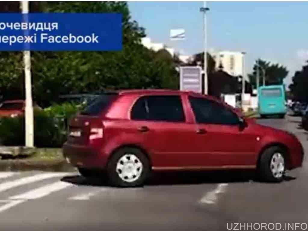 Ужгородські патрульні розшукали водія фото