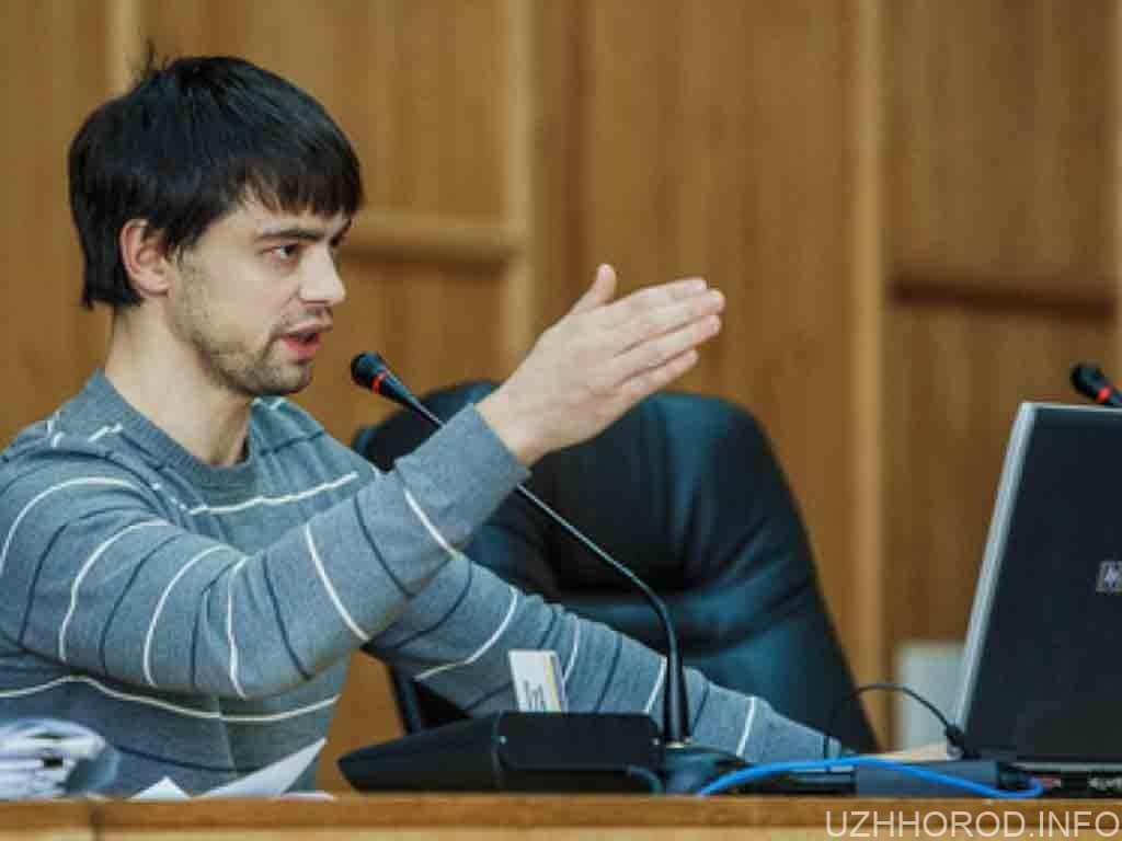 """Віктор Щадей йде на вибори від """"Слуги народу"""""""