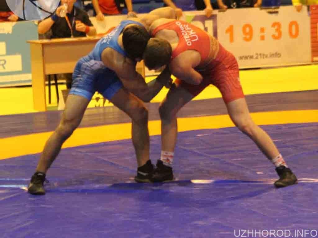 чемпіонат України з греко римської боротьби фото