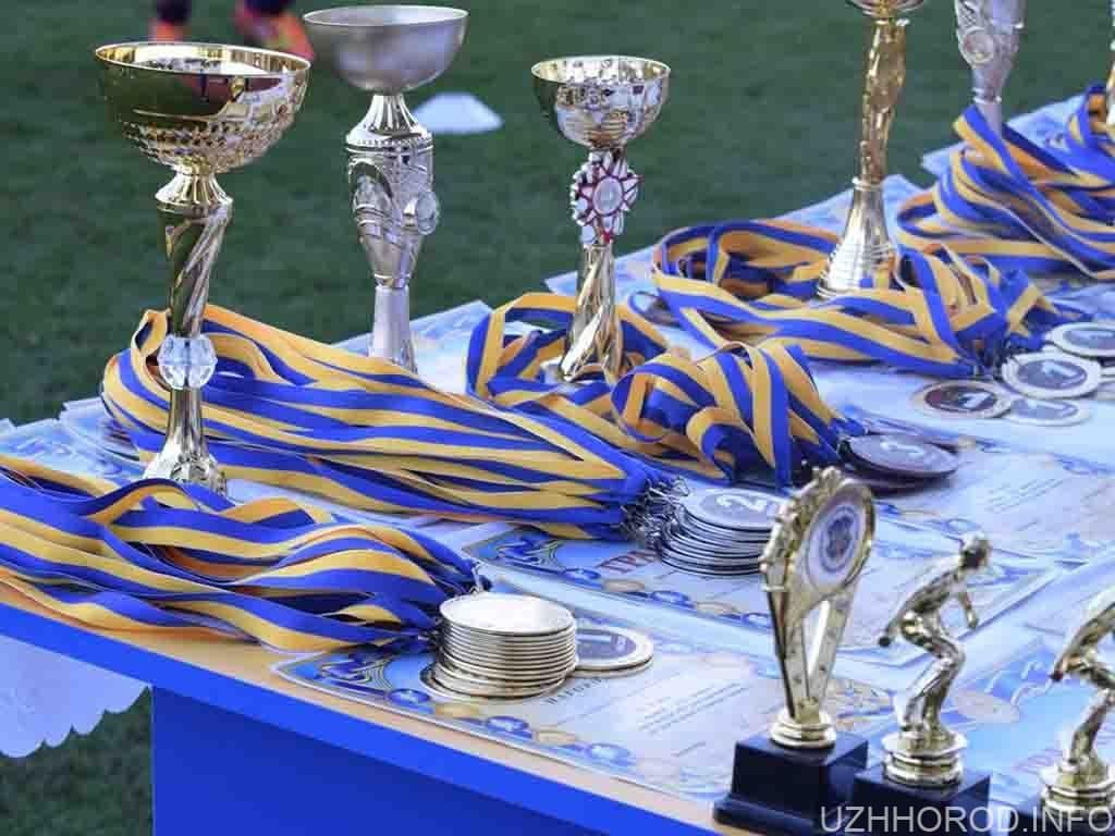 Вчора нагороджували переможців турніру із міні-футболу