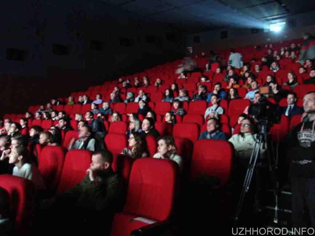 перший Карпатський гірський кінофестиваль фото