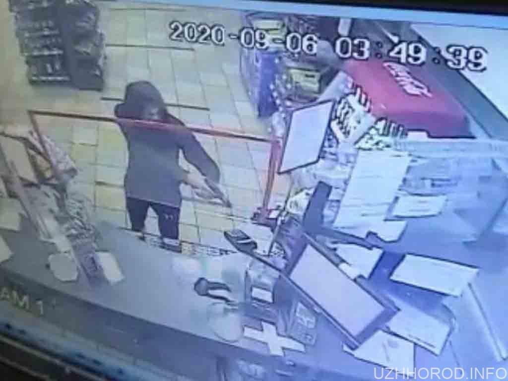 Пограбував з пістолетом АЗС і був впійманий поліцією фото