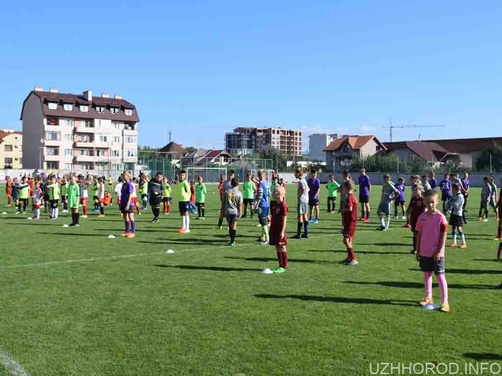 До Дня фізичної культури і спорту влаштували турнір із мініфутболу