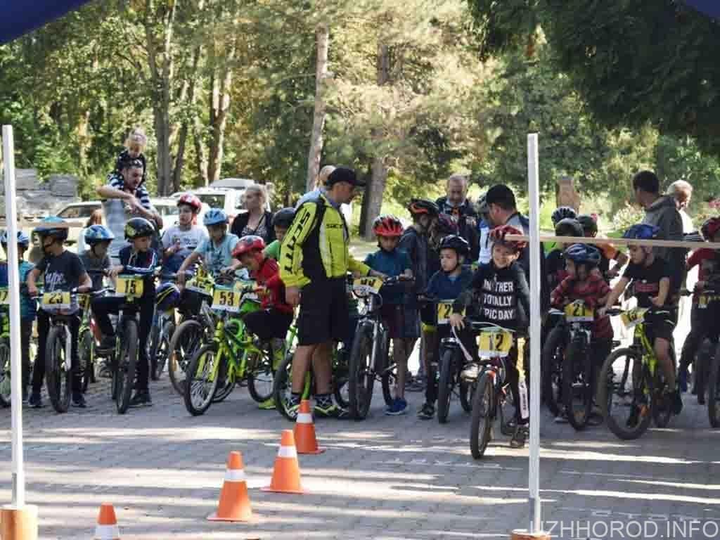 відкритий велотурнір фото