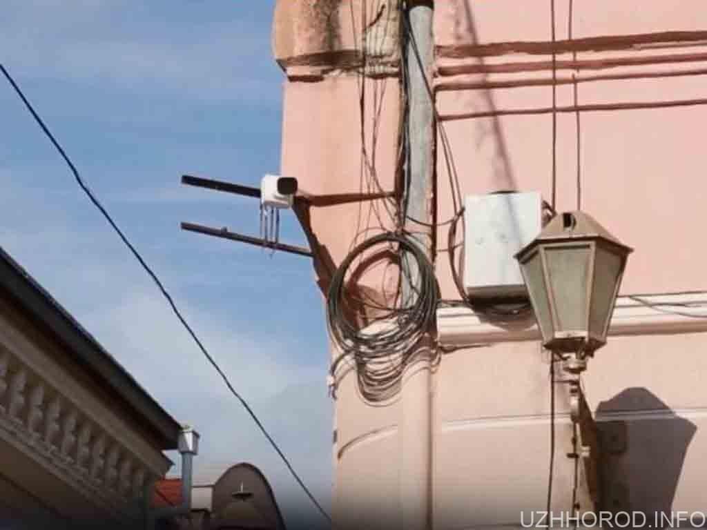 встановлюють нові відеокамери фото