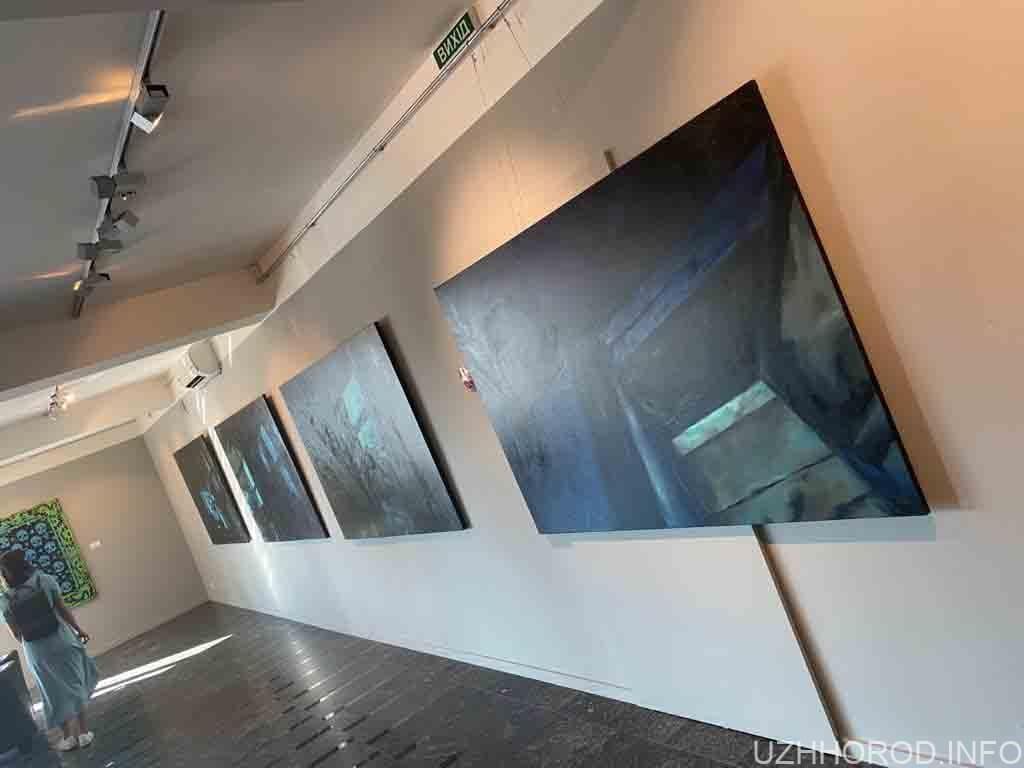 В Ужгороді відкрито виставку в рамках проєкту «Розкажи мені про тишу…»