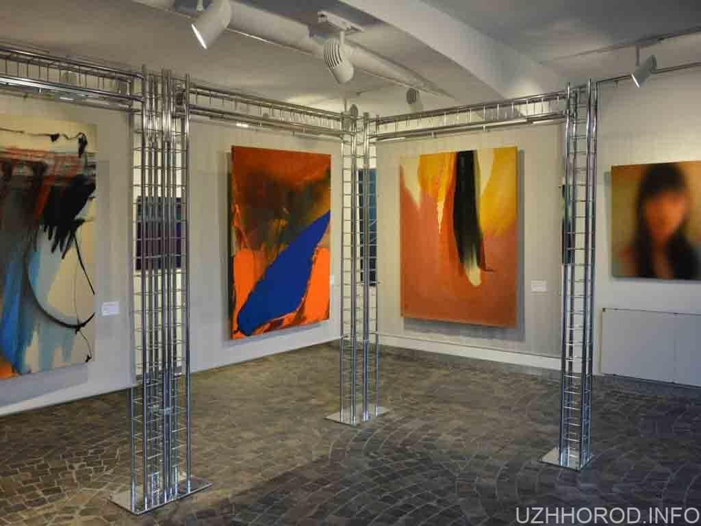 виставка Зустріч від чотирьох митців фото