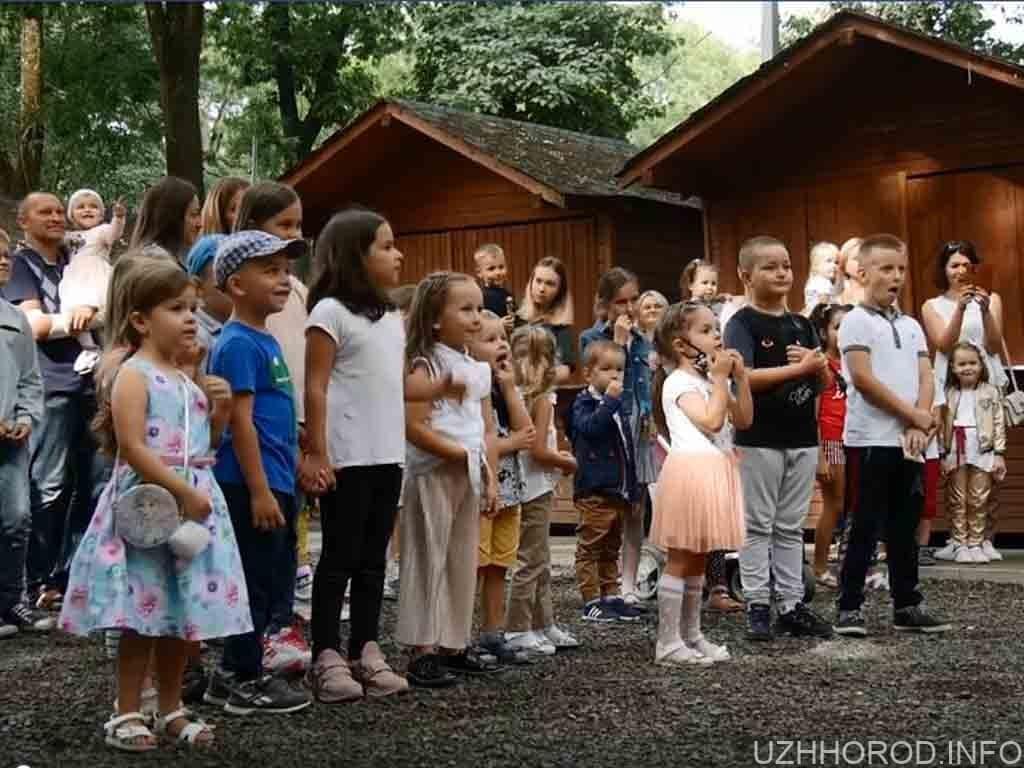 У Боздоському парку – вистави від лялькового театру (ВІДЕО)