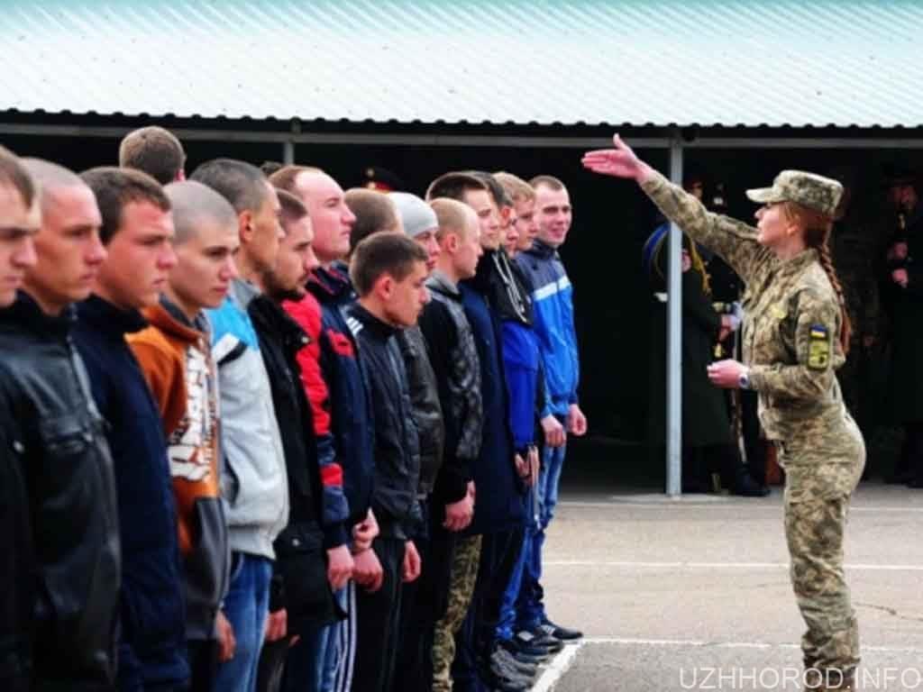 армія призив стрій фото
