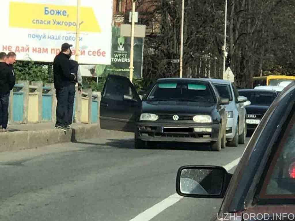дтп автомобіль міст фото