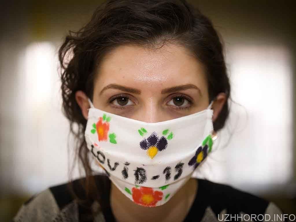 коронавірус Ужгород інформація фото