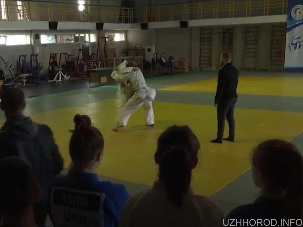 Турнір з дзюдо фото