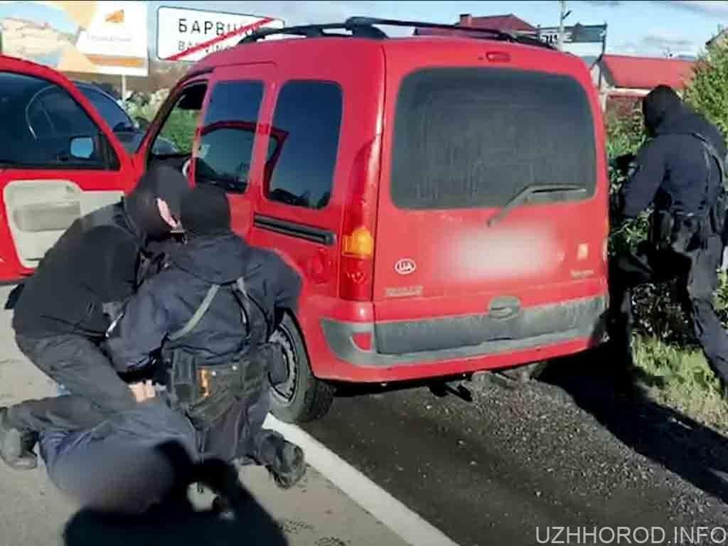 затримання злодіїв поліцією фото