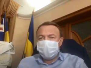Звернення голови Закарпатської ОДА щодо зростання кількості хворих (ВІДЕО)