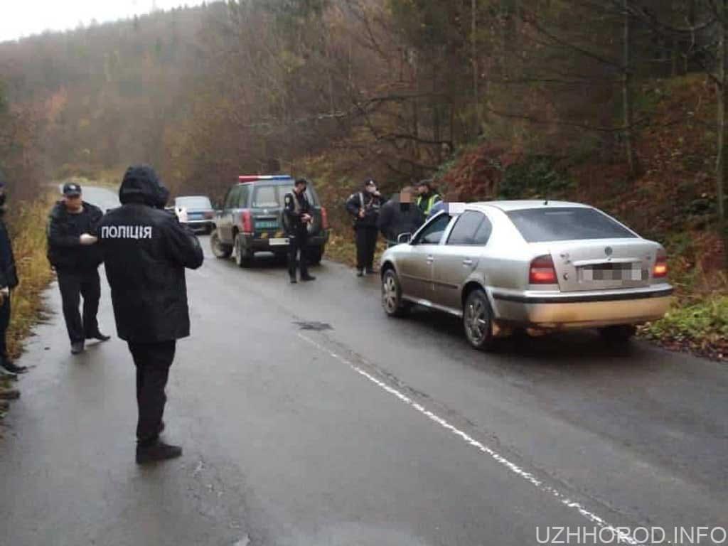 Двоє ужгородців намагалися пограбувати львів'янина, якого підвозили у таксі (ФОТО)