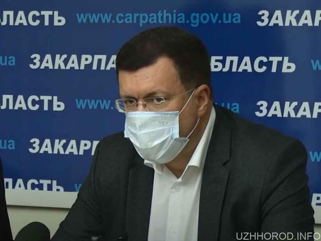Область чекає поставки кисневих концентраторів та готує ще лікарню (ВІДЕО)