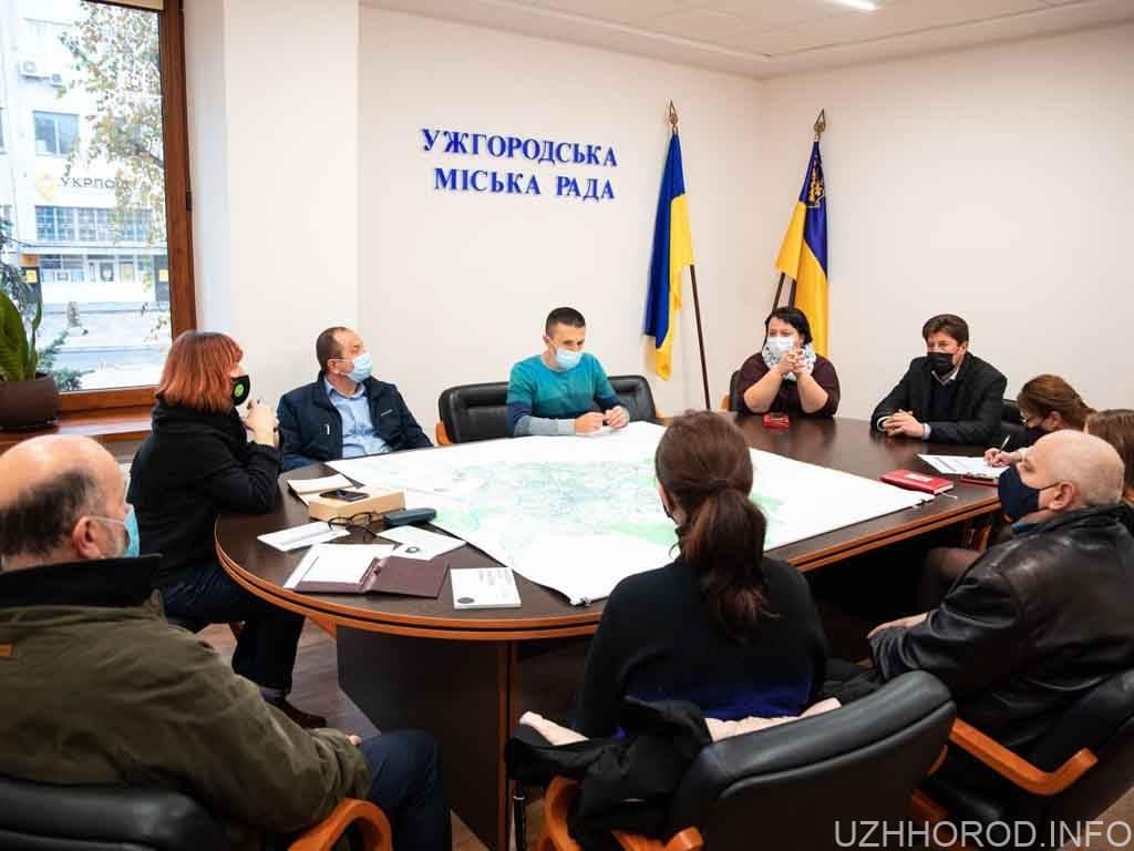 Пропозиції до концепції велоінфраструктури Ужгорода фото