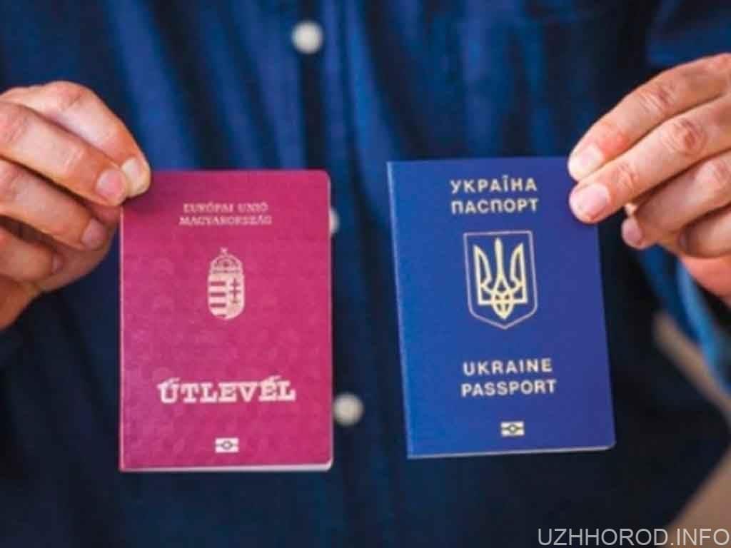 угорське громадянство паспорт фото