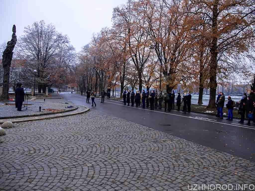 Сьогодні вшанували пам'ять жертв Голодомору-геноциду 1932-1933 років