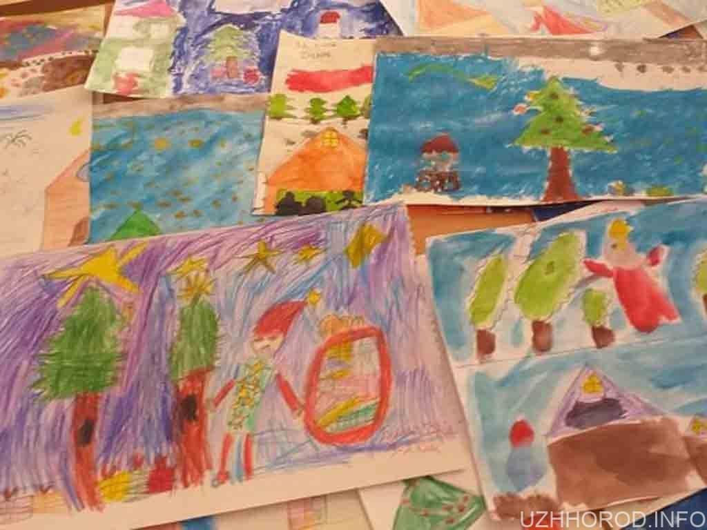 конкурс різдвяної листівки фото