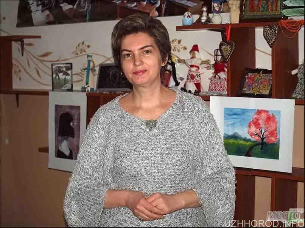 Олександра Ігнатович фото