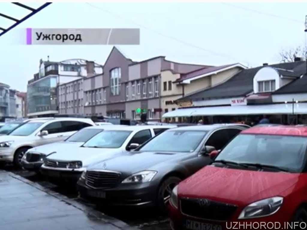 паркування на Фединця стане платним фото