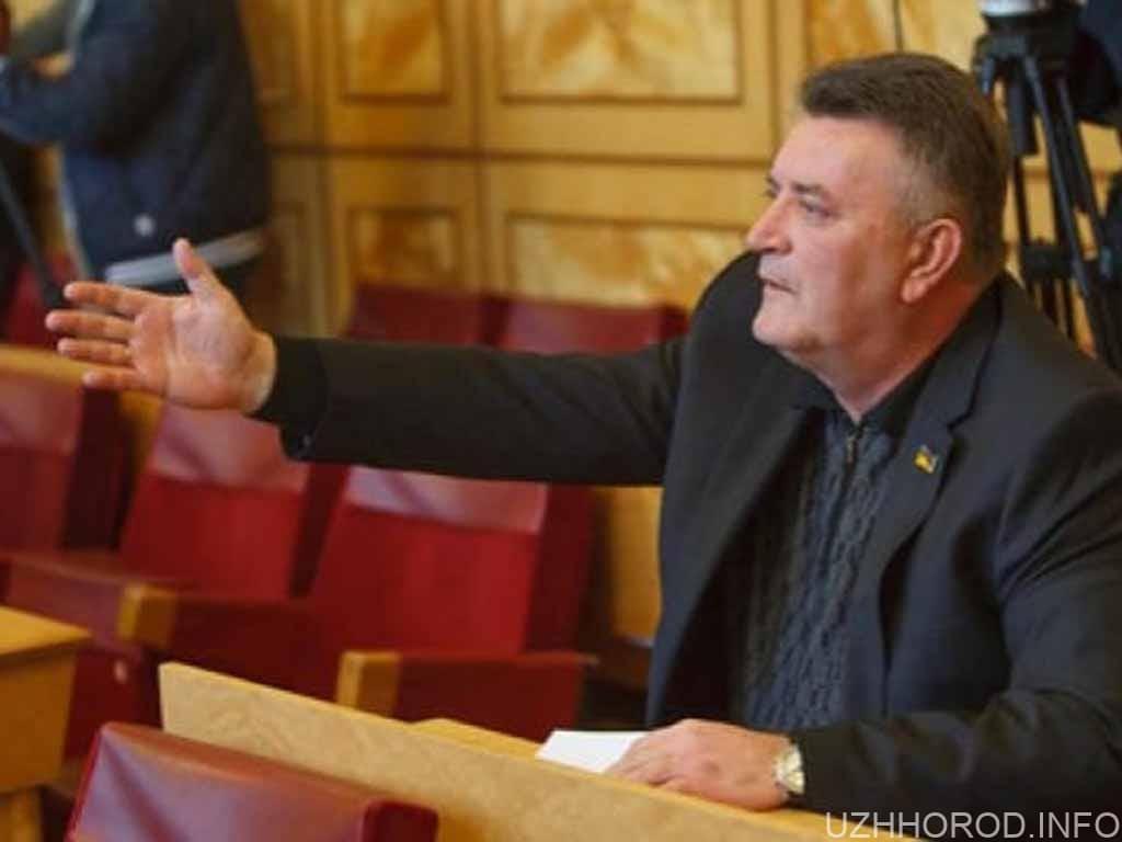 Віктор Русин депутат фото