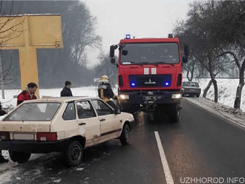 дтп автомобіль перечин фото