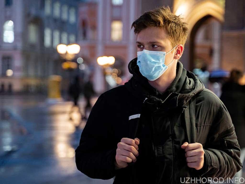 коронавірус маска фото