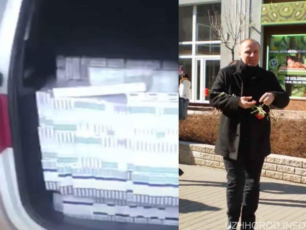 """Угорського політика-контрабандиста, якого упіймали на """"Лужанці"""", досі не покарано (ВІДЕО)"""