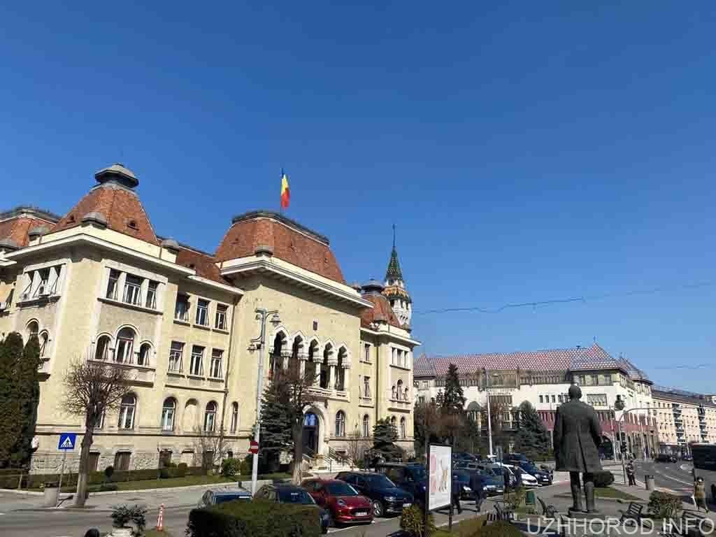 Ужгород матиме ще одне місто-побратим у Румунії – Тиргу-Муреш