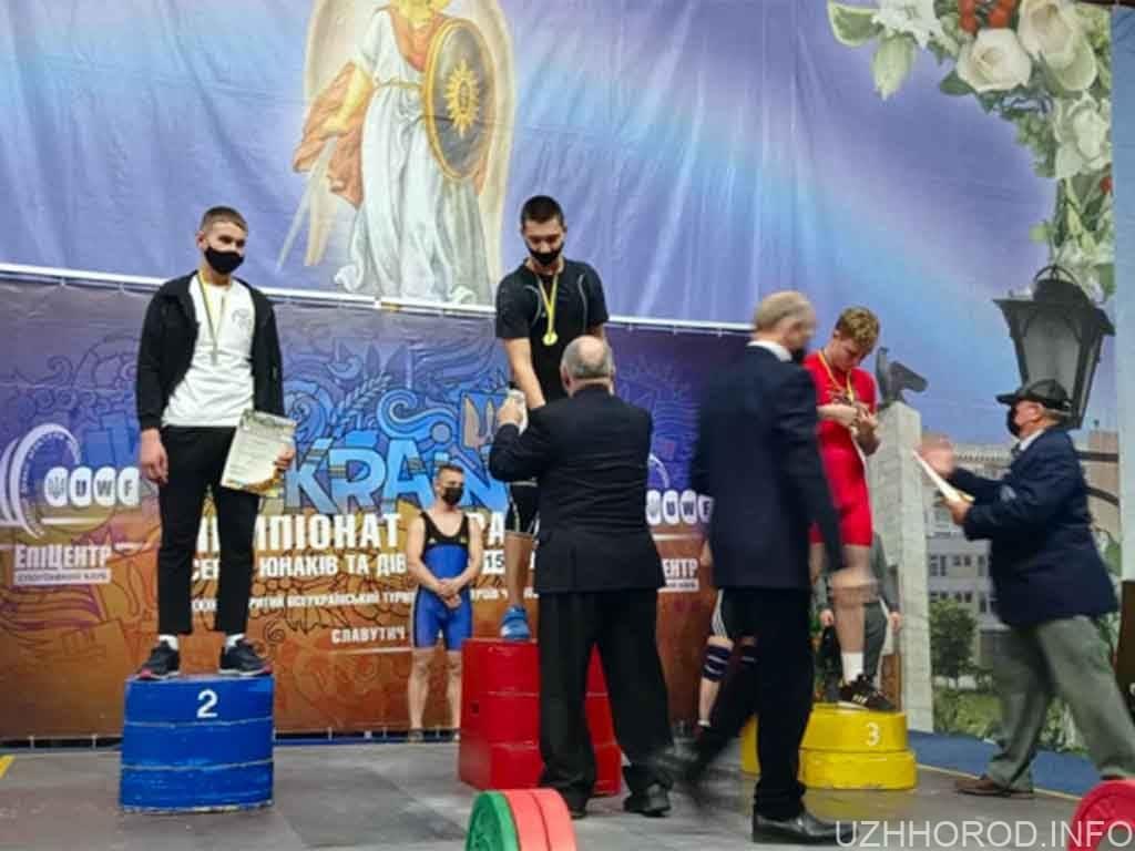 Андрій Шпичка виборов Чемпіонський титул фото