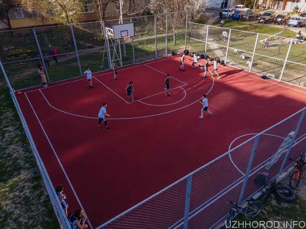 баскетбол Ужгород Шахта фото