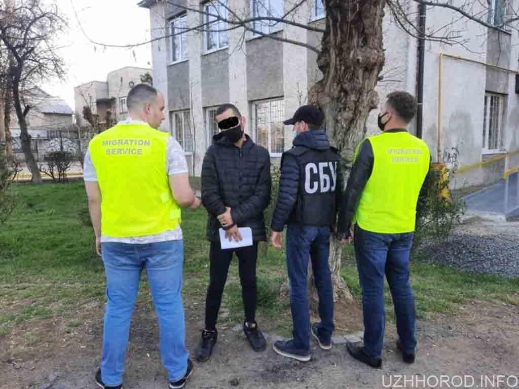 дебошир іноземне поліція фото