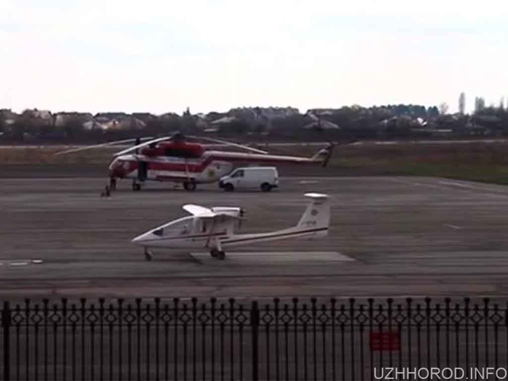 літак з румунського міста фото