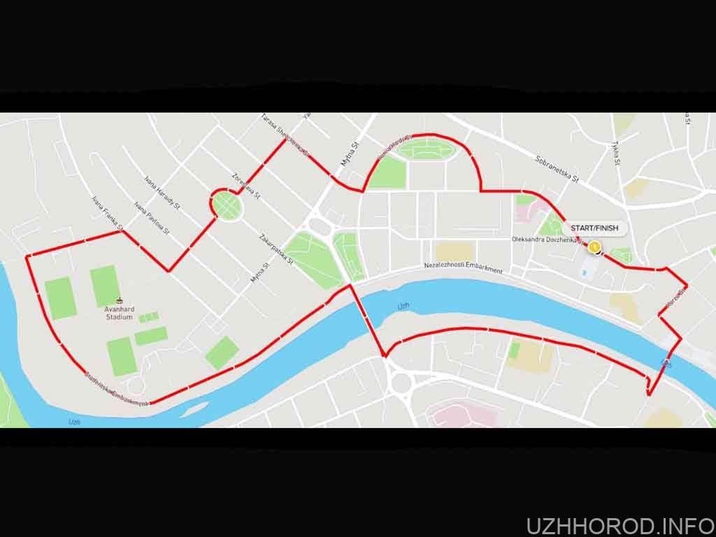 Ужгород марафон анонс фото