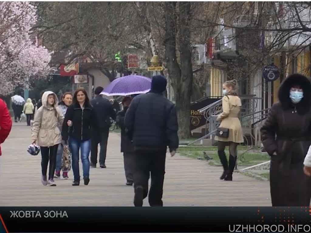 Ужгород відео жовта зона фото