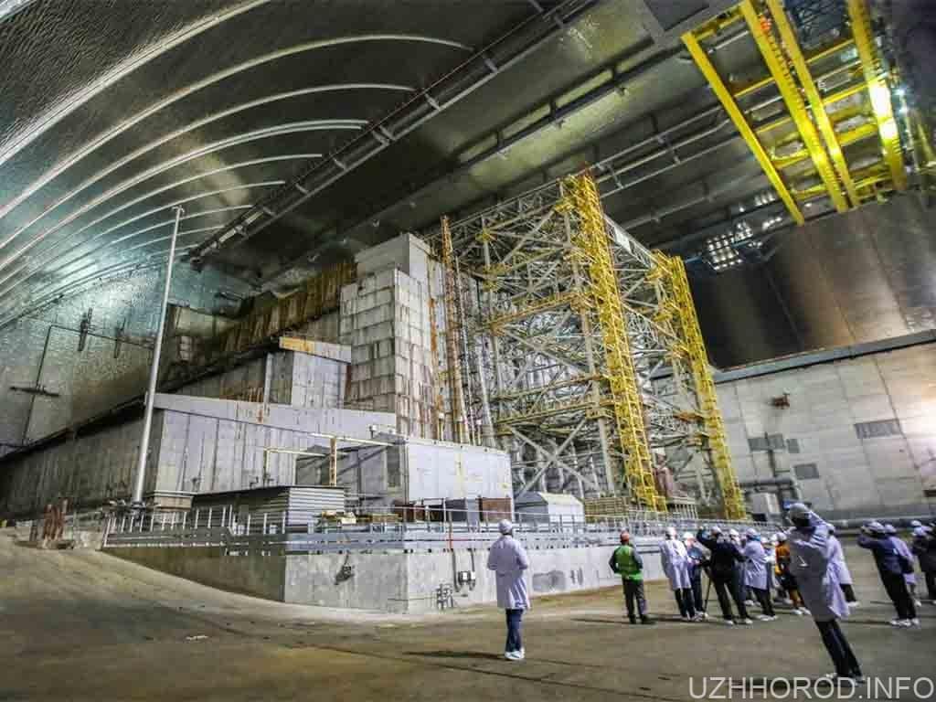 Чорнобиль пробуджується через 35 років!