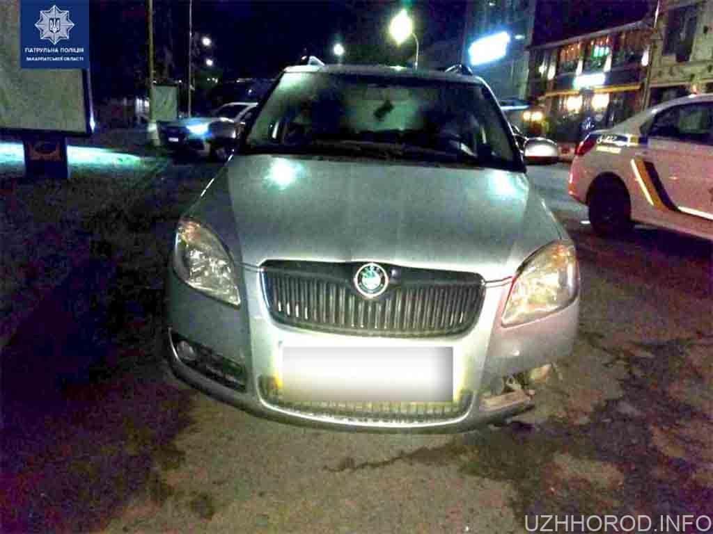 дтп нетвереза водійка автомобіль шкода фото